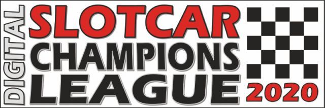 Digital Slotcar Champions League 2020